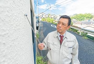 職人歴20年以上の現役職人の代表:森澤が対応します!