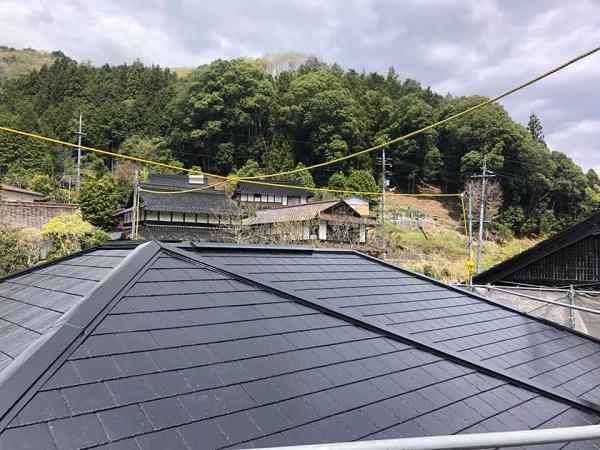 広島県広島市 外壁塗装 屋根塗装 縁切り 遮熱塗料 アドグリーンコート 日本中央研究所 (1)