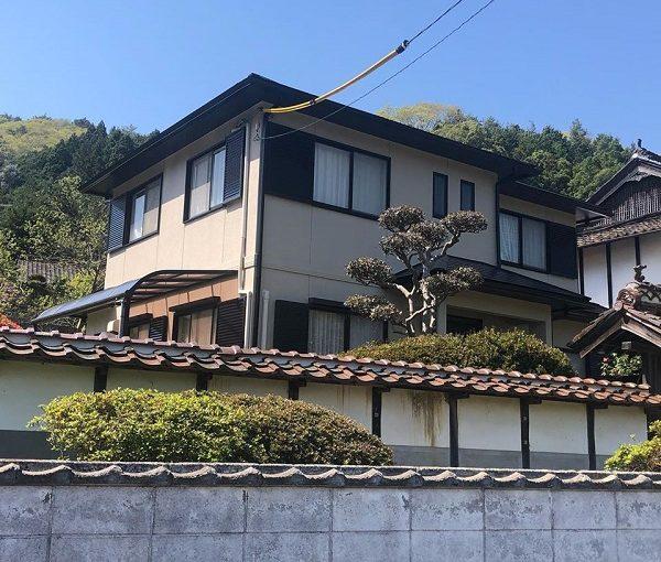 広島県広島市 外壁塗装 屋根塗装 オートンイクシード 無機系塗料 ダイヤ スーパーセランフレックス (2)