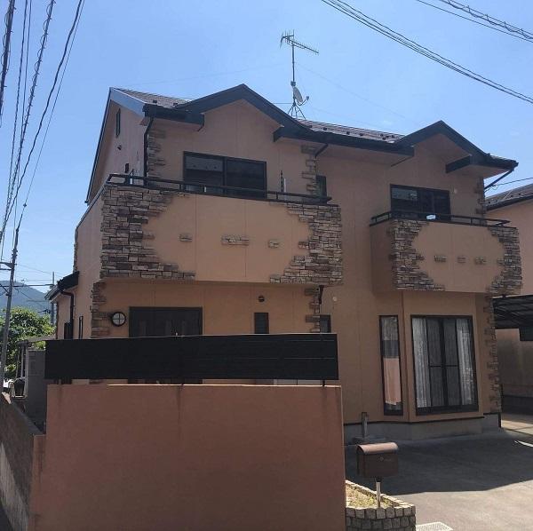 外壁塗装、シーリング工事 広島県広島市 (2)