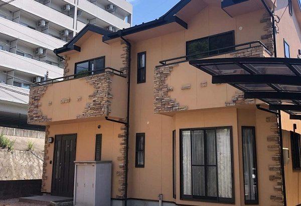 外壁塗装、シーリング工事 広島県広島市 (1)