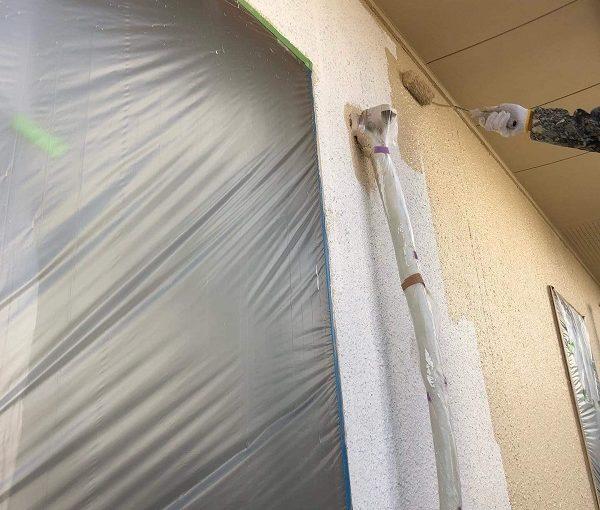 広島県呉市 外壁塗装 オートンイクシード プレマテックス タテイルα