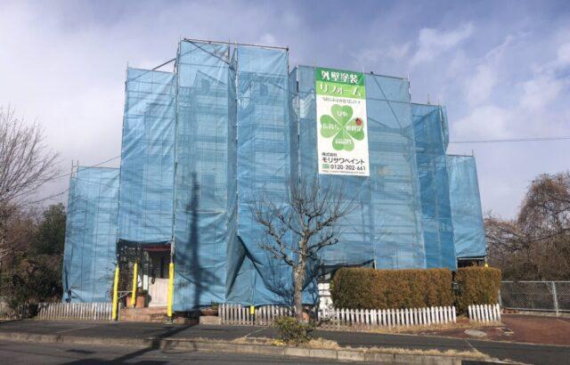 廿日市市阿品 H様邸 屋根塗装 外壁塗装