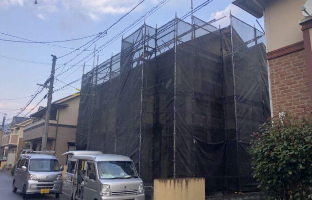 安佐南区伴東 I様邸 E○ION 屋根塗装 外壁塗装