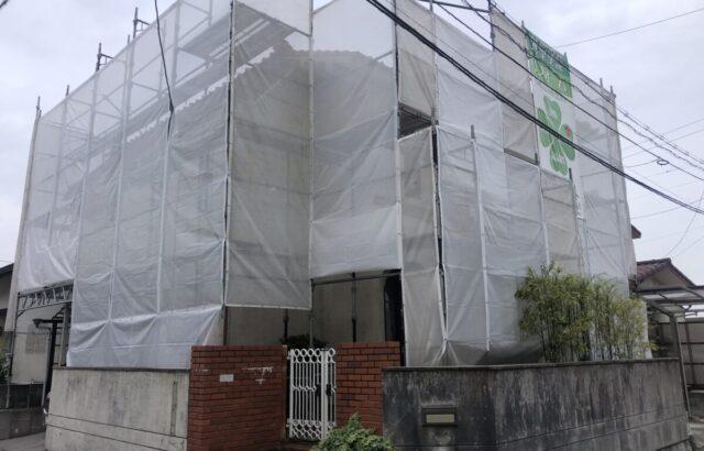 6月着工物件 佐伯区美の里 I様邸 外壁塗装